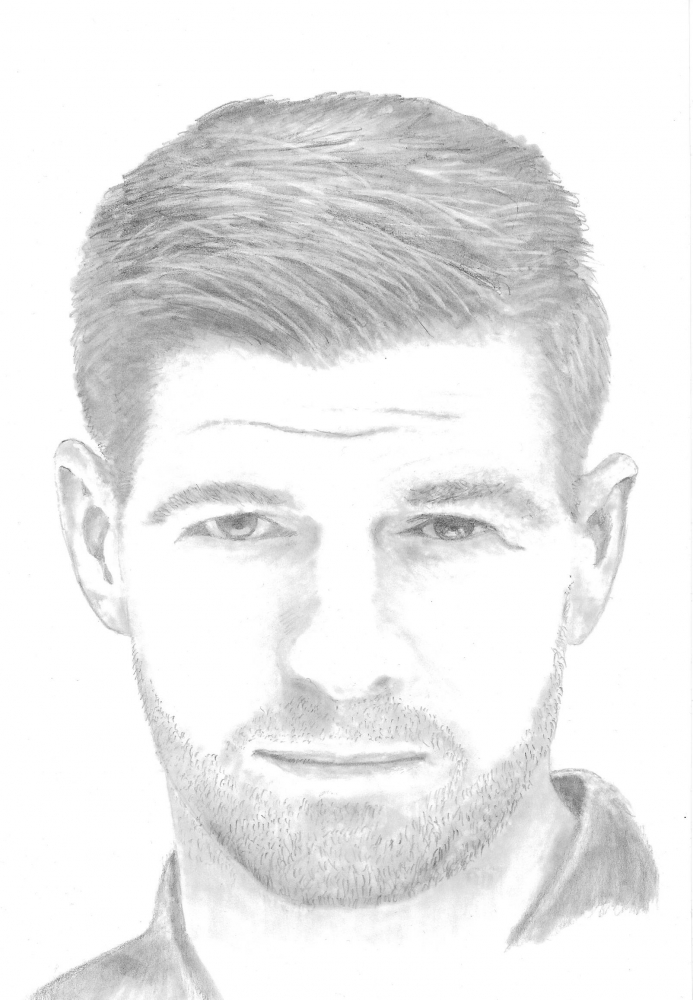 Steven Gerrard by JimmyE